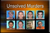 Photo of Unsolved Homicide Victims