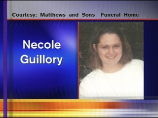 Necole Guillory, Latest Victim and Victim Number *